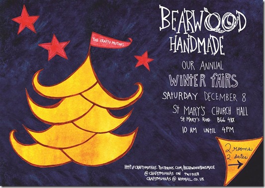 Bearwood Handmade 8 Dec 12